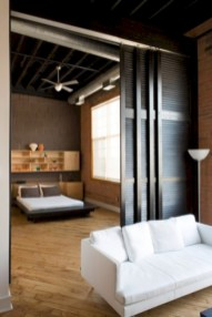 Industrial bedroom designs ideas for small spaces 34