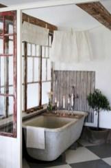 Industrial vintage bathroom ideas (13)