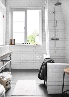 Industrial vintage bathroom ideas (5)
