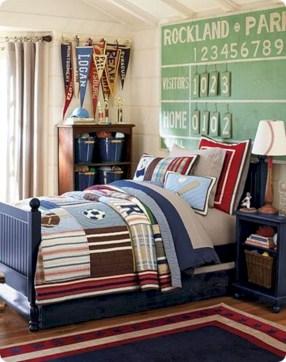 Inspiring bedroom design for boys 31