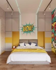 Inspiring bedroom design for boys 41