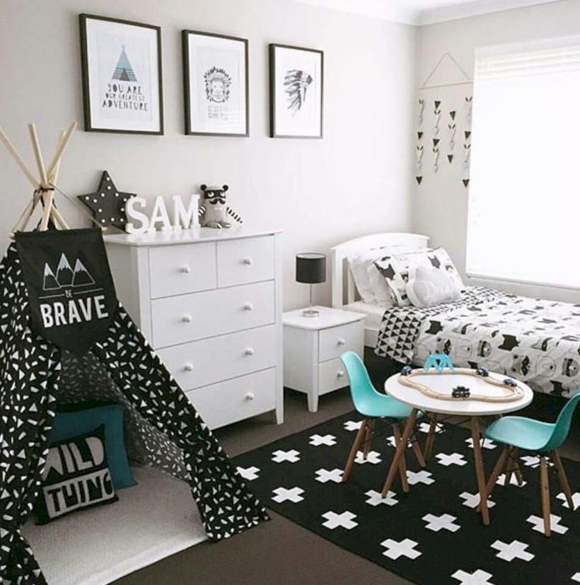 Inspiring bedroom design for boys 42