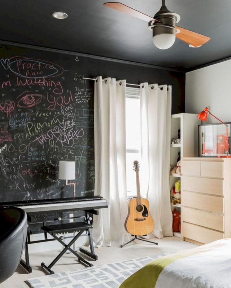 Inspiring bedroom design for boys 58