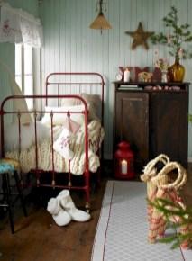 Inspiring christmas bedroom décoration ideas 23