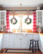 Inspiring christmas decoration ideas using plaid 24
