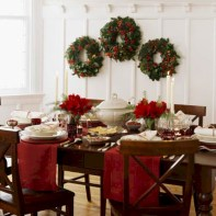 Inspiring christmas decorations ideas with traditional touch 17