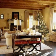 Inspiring christmas decorations ideas with traditional touch 50