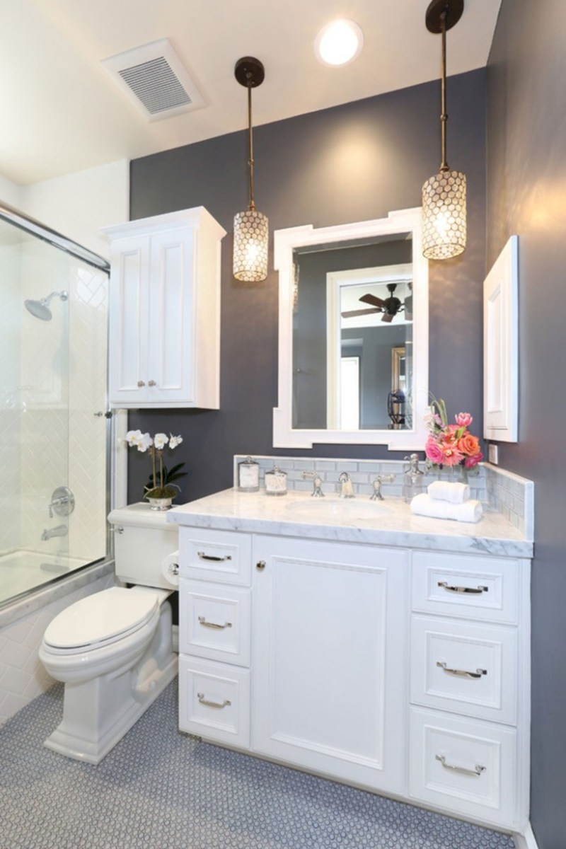 Inspiring diy bathroom remodel ideas (20)