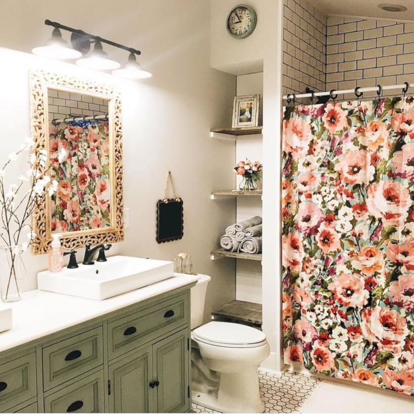 Inspiring diy bathroom remodel ideas (4)