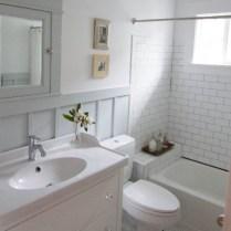 Inspiring diy bathroom remodel ideas (43)
