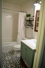 Inspiring diy bathroom remodel ideas (5)