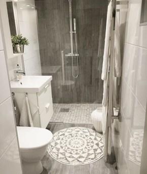 Inspiring diy bathroom remodel ideas (52)