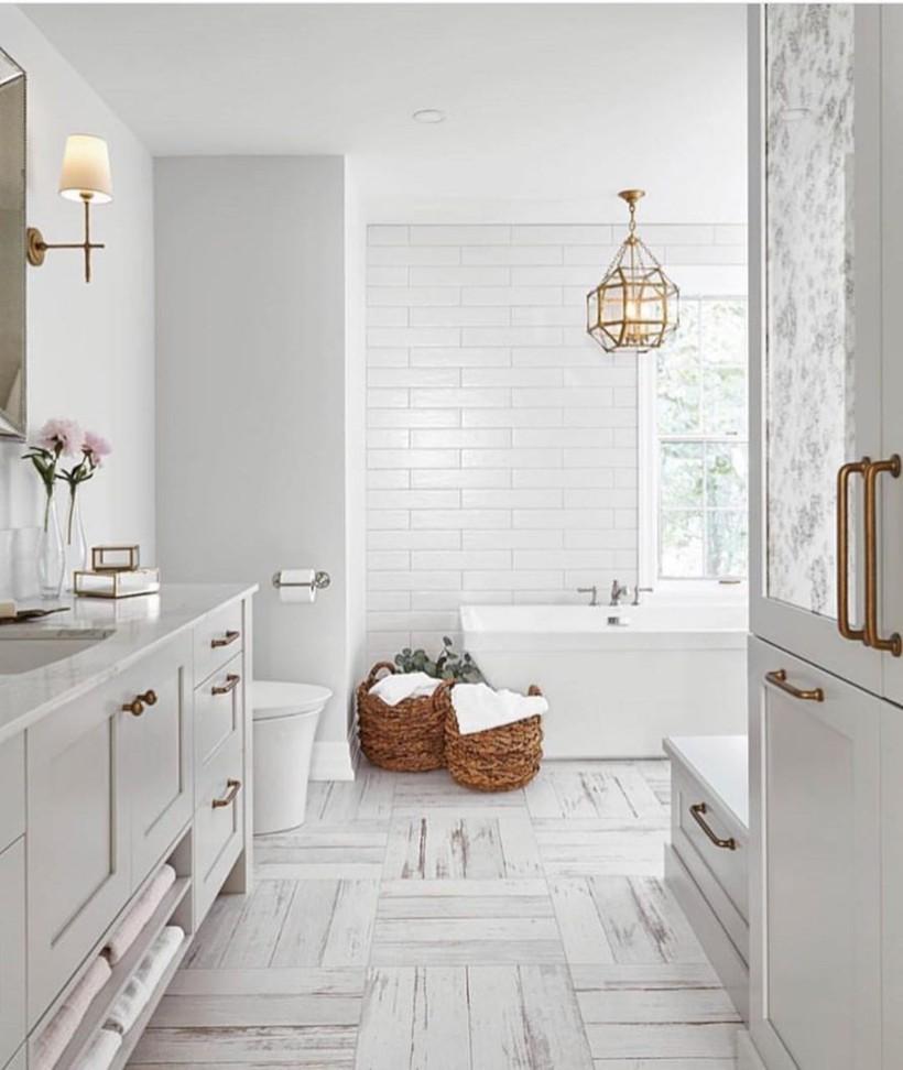 Inspiring diy bathroom remodel ideas (7)