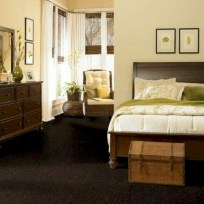 Inspiring earth color bedroom designs ideas 23