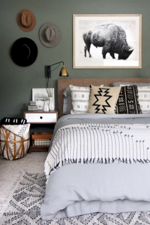 Inspiring earth color bedroom designs ideas 31