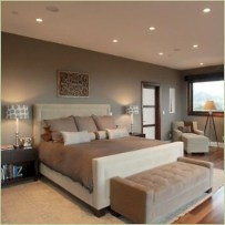 Inspiring earth color bedroom designs ideas 34