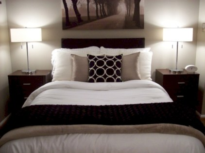 Inspiring earth color bedroom designs ideas 40