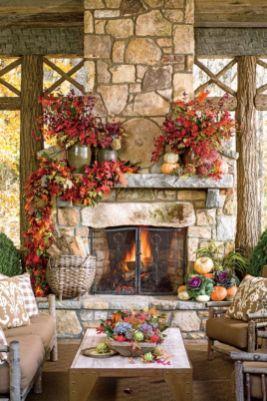 Inspiring indoor rustic christmas décoration ideas 39 39