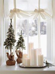 Inspiring indoor rustic christmas décoration ideas 47 47