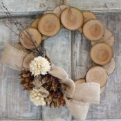 Inspiring indoor rustic christmas décoration ideas 52 52