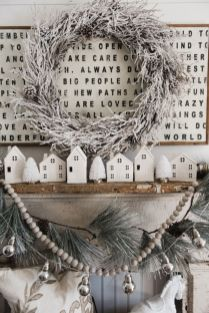 Inspiring indoor rustic christmas décoration ideas 6 6