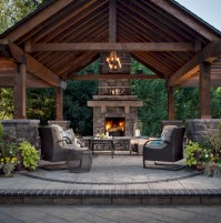 Lovely patio outdoor space ideas on a minimum budget (30)