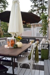 Lovely patio outdoor space ideas on a minimum budget (39)