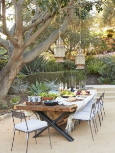 Lovely patio outdoor space ideas on a minimum budget (40)
