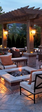 Lovely patio outdoor space ideas on a minimum budget (54)
