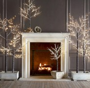 Minimalist and modern christmas tree décoration ideas 09