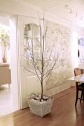 Minimalist and modern christmas tree décoration ideas 10