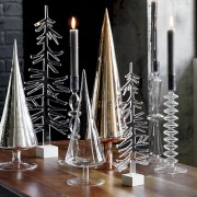 Minimalist and modern christmas tree décoration ideas 11
