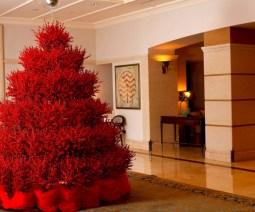 Minimalist and modern christmas tree décoration ideas 17