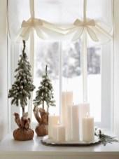 Minimalist and modern christmas tree décoration ideas 27