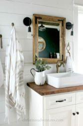 Modern bathroom remodel ideas you should try (14)