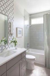Modern bathroom remodel ideas you should try (21)