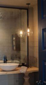 Modern bathroom with floating sink decor (23)