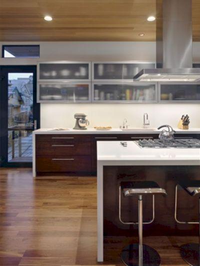 Modern condo kitchen designs ideas you will totally love 09