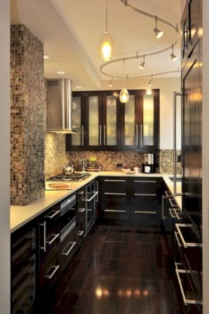 Modern condo kitchen designs ideas you will totally love 19