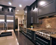 Modern condo kitchen designs ideas you will totally love 48