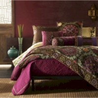 Moroccan themed bedroom design ideas 56