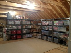 Neat and well-organized garage home decor ideas (16)