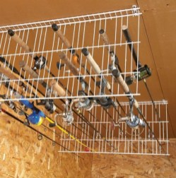 Neat and well-organized garage home decor ideas (17)