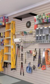 Neat and well-organized garage home decor ideas (2)