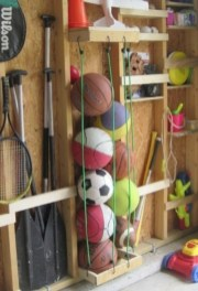 Neat and well-organized garage home decor ideas (34)