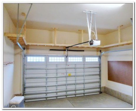 Neat and well-organized garage home decor ideas (54)