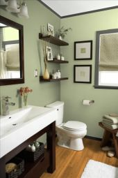 Paint color bathroom ideas for teens (30)