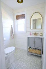 Paint colors farmhouse bathroom ideas (27)