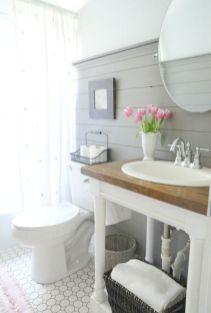 Paint colors farmhouse bathroom ideas (5)