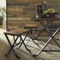 Rectangular folding outdoor dining tables design ideas 04